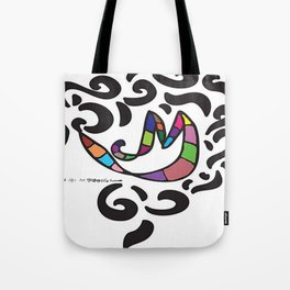 MEN Elly's Art ~ Meg Elly Gerena Tote Bag