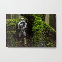 Sandtrooper Patrol #3 Metal Print