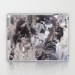 Monochrome Chaos Laptop & iPad Skin