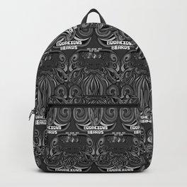 Bodacious Beard - Harbour Mist Grey Backpack