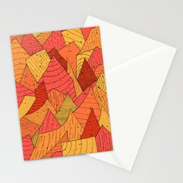 Pumpkin Slices Stationery Cards