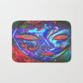 Mask 01 Bath Mat
