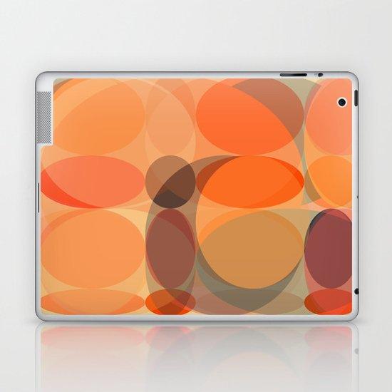 Faded Lights Laptop & iPad Skin