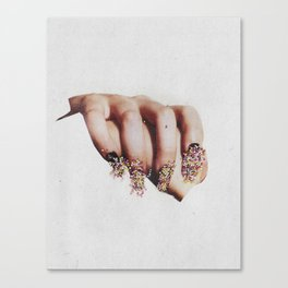 One and one  Canvas Print