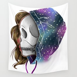 Chilled to the Bone Wall Tapestry