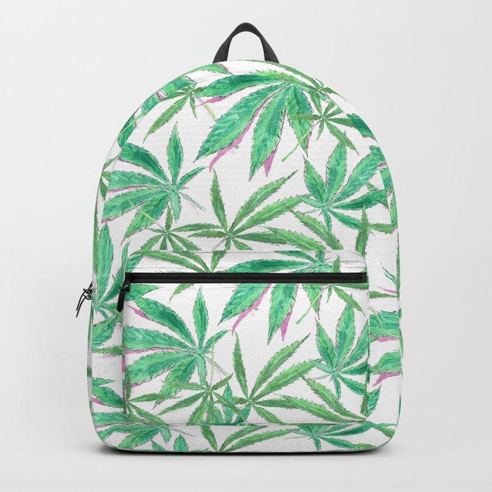 420 Leaves Backpack