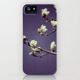 Spring in Hangzhou iPhone Case