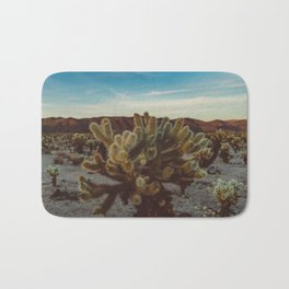 Cholla Cactus Garden X Bath Mat
