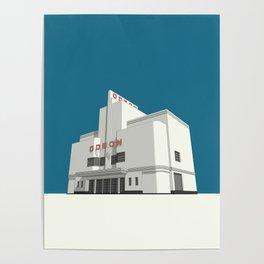ODEON Balham Poster