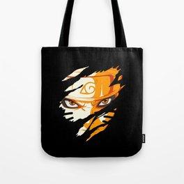 Hero Face Tote Bag