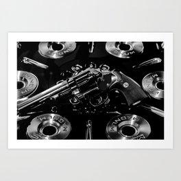 357 Magnum Art Print