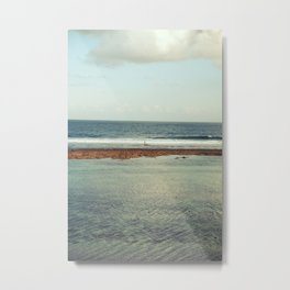 Calm Sea Metal Print