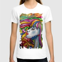 psychedelic T-shirts featuring Psychedelic by TheAsmek