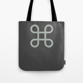 Command Bowen Knot Tote Bag
