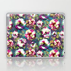 Paintsplat floral Laptop & iPad Skin