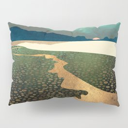 Distant Land Pillow Sham
