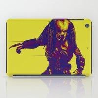 predator iPad Cases featuring Predator  by Ambady