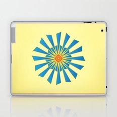 Spring Blue Laptop & iPad Skin
