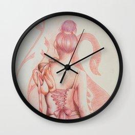 Bailarina. Wall Clock