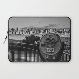 Watching New York Laptop Sleeve