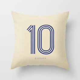 10 Zissou Throw Pillow