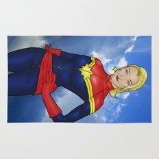 Carol Danvers Rug