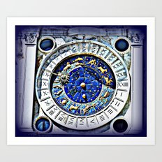 life timing Art Print
