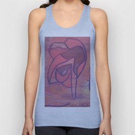 There's a Seed Unisex Tank Top