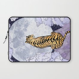Tiger Moon | Colour Version Laptop Sleeve