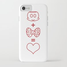 Mickey loves Minnie Slim Case iPhone 7