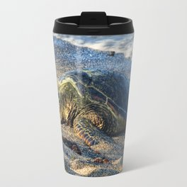 Another Day in Paradise Travel Mug