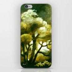 Spirit of the Tarairi Tree iPhone & iPod Skin