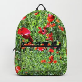 Sea of Poppies Backpack