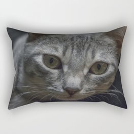 Pulce, Portrait n. 1 Rectangular Pillow