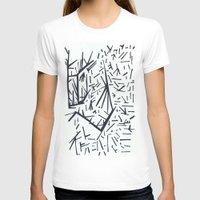 pi T-shirts featuring pi by Ana Vânia Fonseca