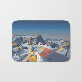 Beautiful Mountains Bath Mat