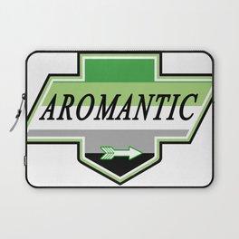 Identity Stamp: Aromantic Laptop Sleeve
