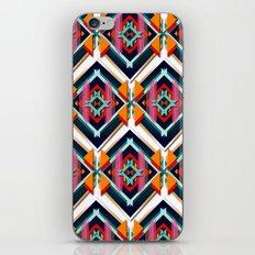 Hexagonic pattern iPhone & iPod Skin