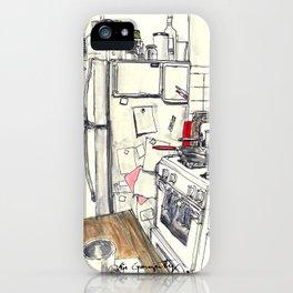 Brooklyn Kitchen, 2016 iPhone Case