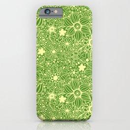 Modern Pattern 25 iPhone Case