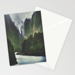 The Spirit Of The River Stationery Cards