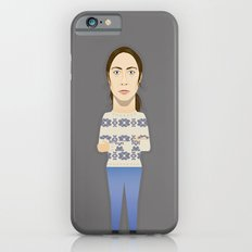 Watching The Detectives #1: Portrait iPhone 6s Slim Case