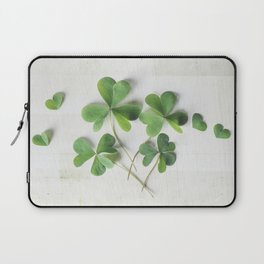 Shamrock Family Laptop Sleeve