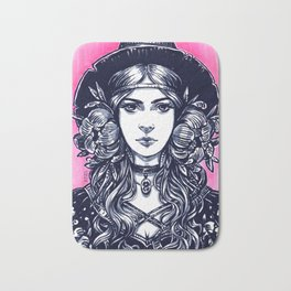 Young Witch Bath Mat