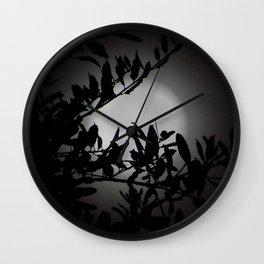 Moonlit Dreams Wall Clock