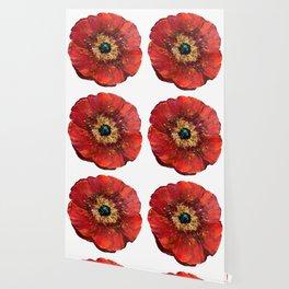 Red Poppy Wallpaper