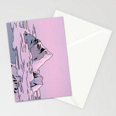 Lavender Sunset Stationery Cards