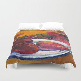 "Paul Gauguin ""Nature Morte Aux Mangos"" Duvet Cover"