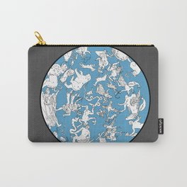 Star Constellation Map Carry-All Pouch