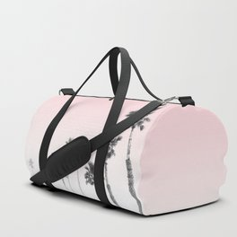 Tranquillity - pink sky Duffle Bag